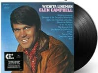 GLEN CAMPBELL Wichita Lineman Vinyl Record LP Capitol 2017
